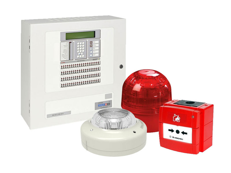 Addressable Fire Alarm Equipment