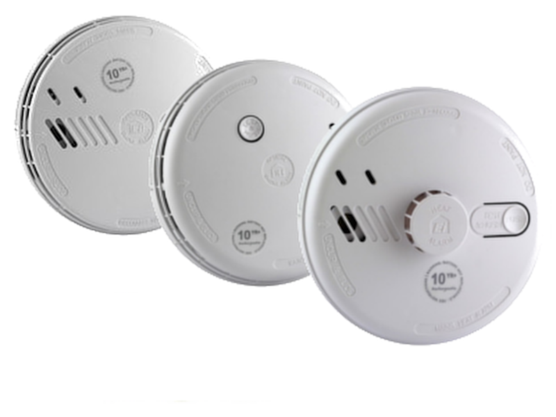 Domestic Fire Alarm Equipment