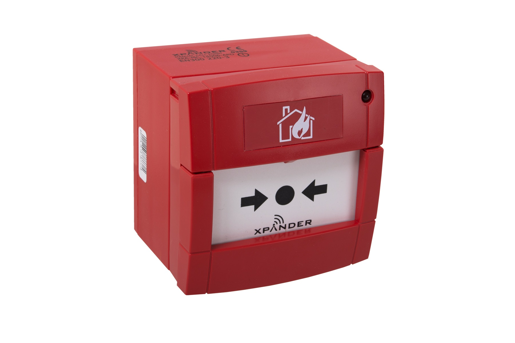 Wireless Fire Alarm Call Points