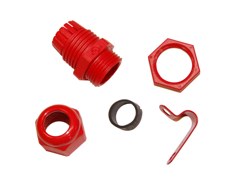 Fire Alarm Cable Fixings