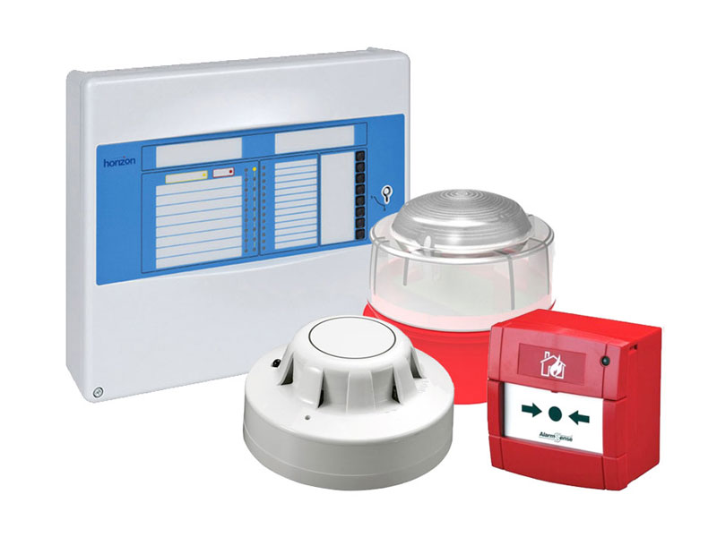 Conventional Fire Alarm Equipment