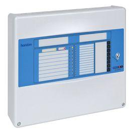 HRZ-4e, 4 zone Non-Addressable fire alarm control panel - 002-492-242