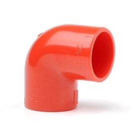 Red 25mm 90° Elbow