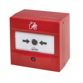 Apollo Intelligent Manual Call Point (Red) - SA5900-908