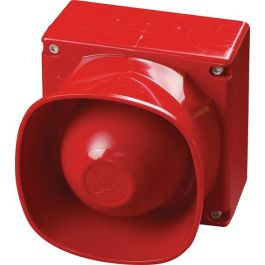 Apollo Multi-Tone Weatherproof Open-Area Sounder (Red) - 55000-274