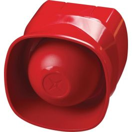 Apollo Multi-Tone Open Area Sounder (Red) - 55000-278
