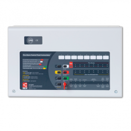 C-Tec Standard 8 Zone Conventional Fire Alarm Panel