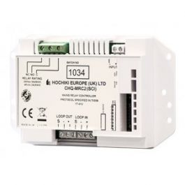Hochiki Mains Relay Controller with SCI -  CHQ-MRC2(SCI)