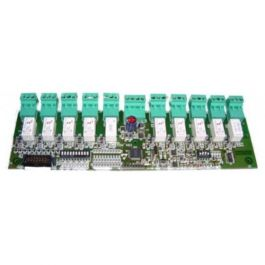 System Sensor 10-Way Relay Control Output Card