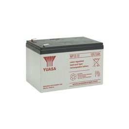 12V 12Ah - Yuasa General Purpose VRLA Battery