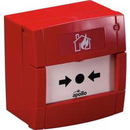 Apollo Conventional Manual Call Point without LED (RED) - 55100-001