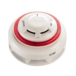 XPander Combined Sounder Visual Indicator (Red) and Optical Smoke Detector