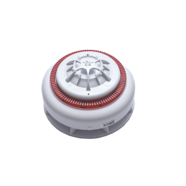 XPander Combined Sounder Visual Indicator (Red) and Heat Detector CS