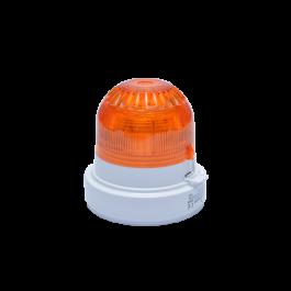 XPander Sounder Visual Indicator (Amber) and Sounder Base (White)