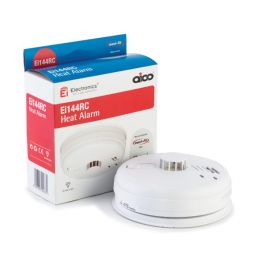 Aico 85db Heat Alarm with Alkaline Battery 230V