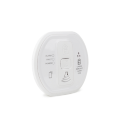 Aico Battery Powered Carbon Monoxide Alarm c/w AudioLink White