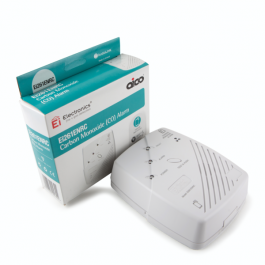 Aico Mains Wired Carbon Monoxide Alarm with Battery Backup 230V