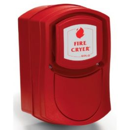 Vimpex Wall Mounted Fire-Cryer Deep Base with no Indicator