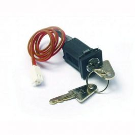 Access enable key switch assembly - Mx 4
