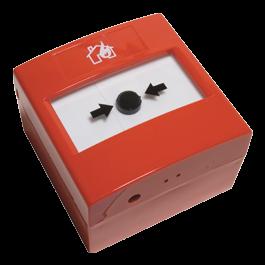 Nittan RP-RS2-01 NTN Surface Mounting Manual Call point
