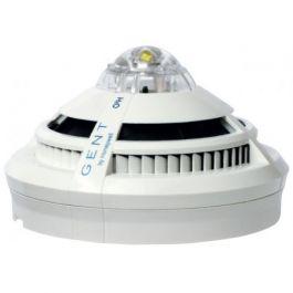 Gent Heat Sensor + Voice or Sounder / Red VAD - High Power - S4-720-V-VAD-HPR