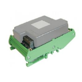 Gent -Single Channel (output) Interface c/w Mains Relay - DIN Mounting - S4-34415