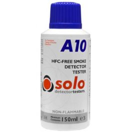 Solo A10 Smoke Detector Test Gas Canister 250ml (Non-Flammable) - SOLOA10-001